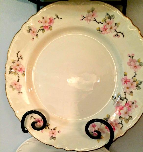 Peters wedding plate