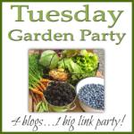 Creative Country Mom's Tuesday Garden Party