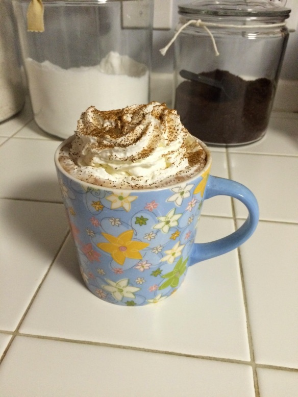 Remake hot choc