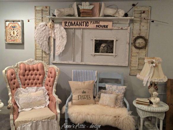 romantic wall