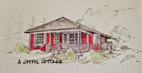 A Joyful Cottage Header