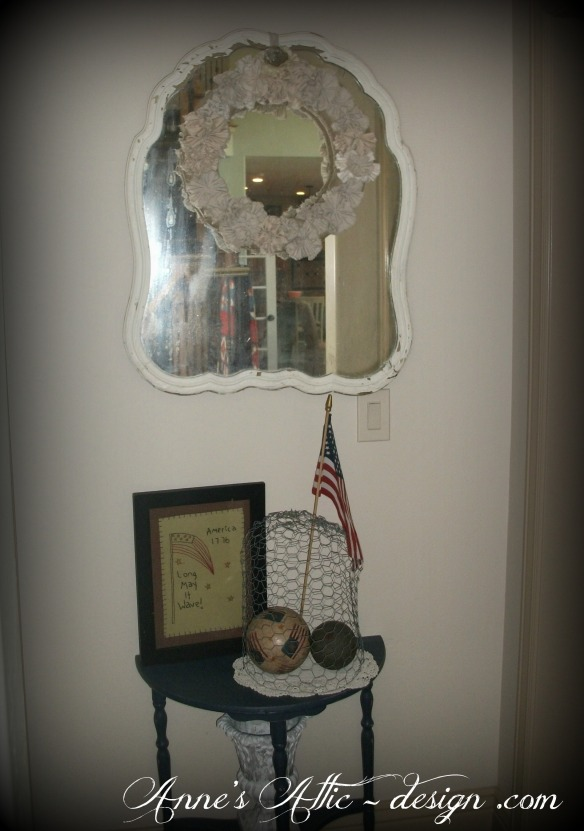 Jann hall mirror