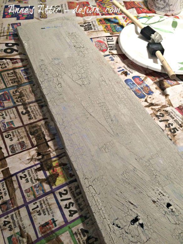 Tutorial chalk paint