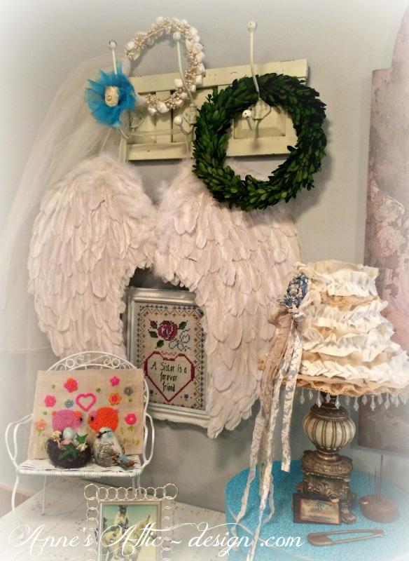 Where I create angel