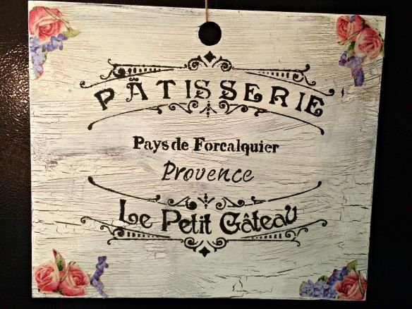 Etsy french sign