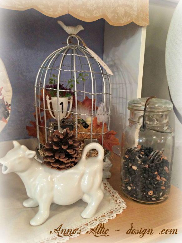 autumn cage