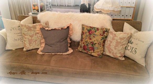 autumn pillows