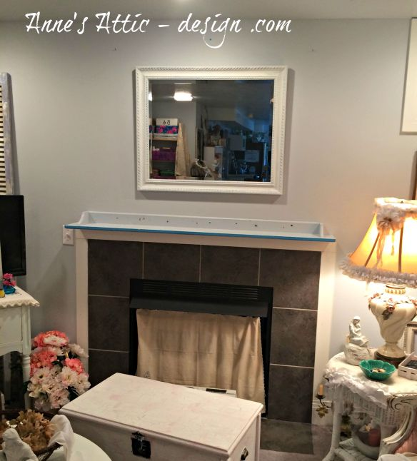 fireplace bare