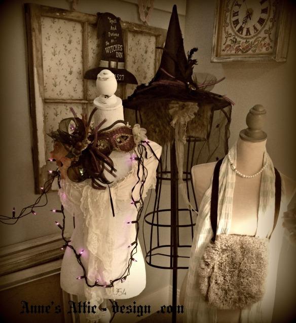 Halloween manikins