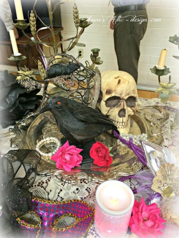 Masquerade Crow