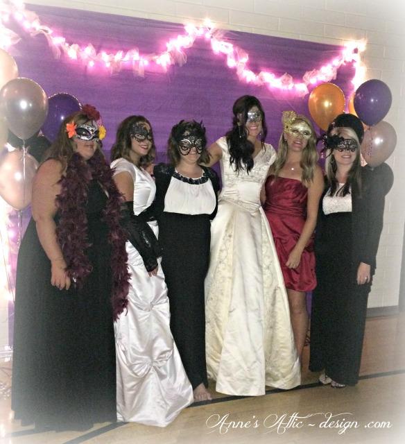Masquerade friends