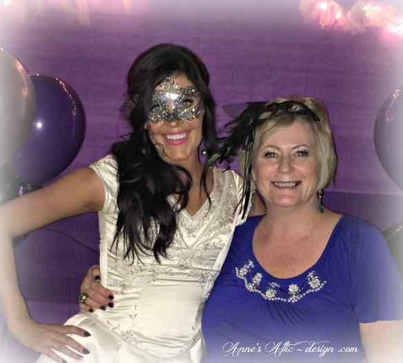 Masquerade Jordie and I