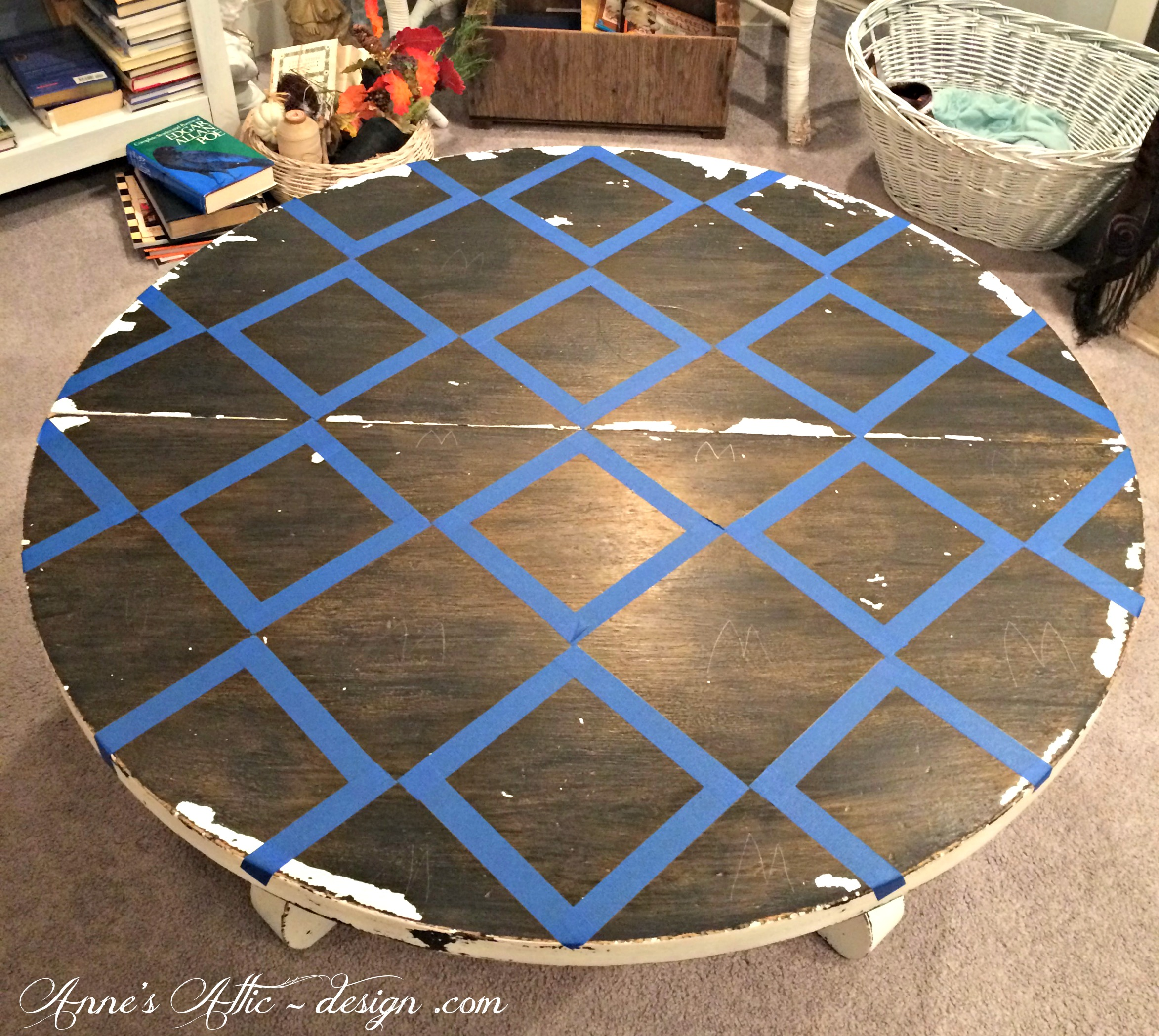 Wonderful Table Taped