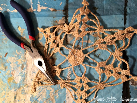 C crafting star wire