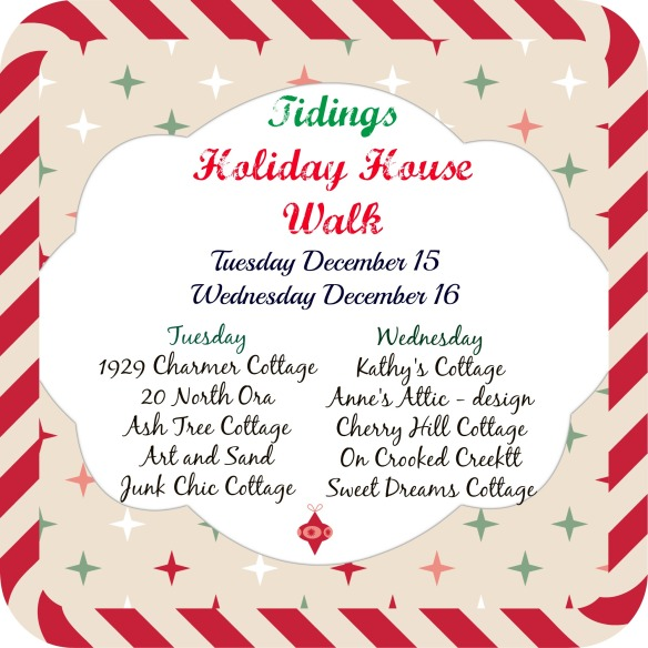 Tidings Holiday House Walk