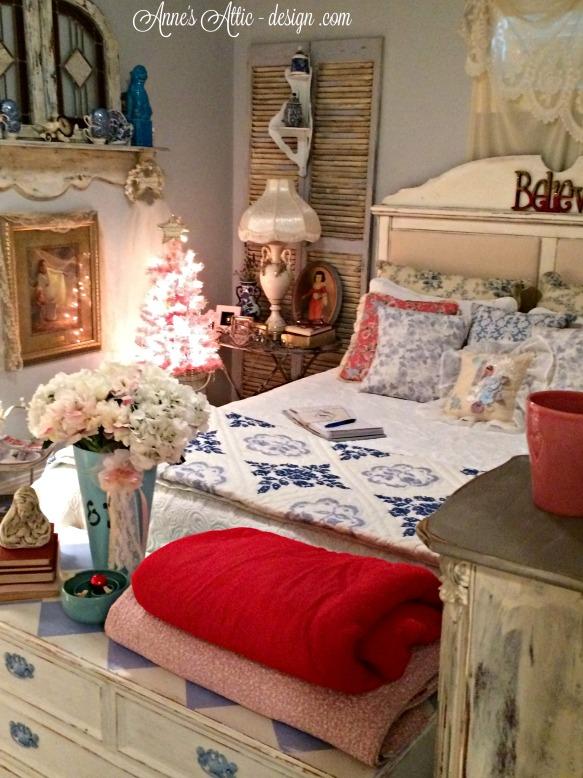 Tour bedroom