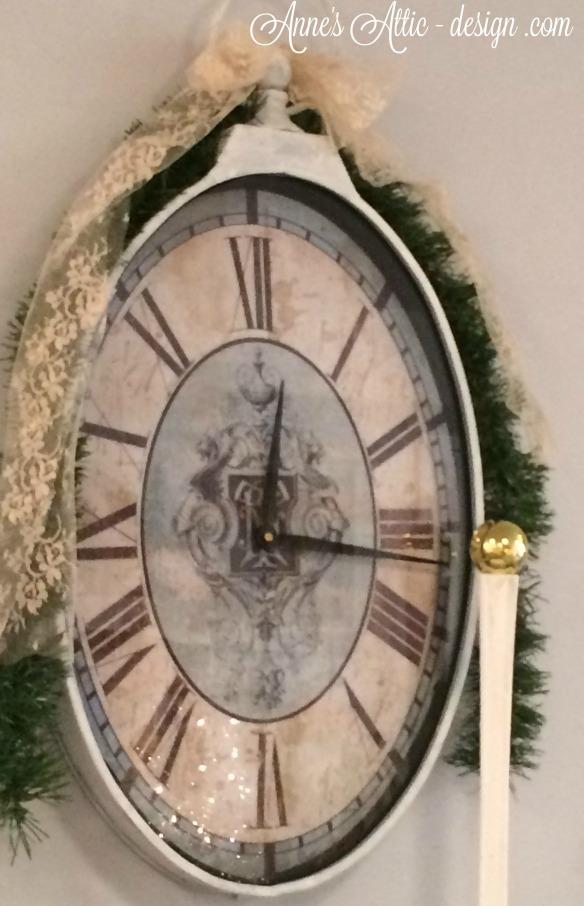 Tour clock
