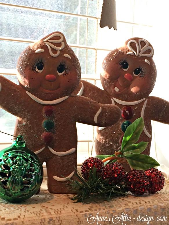Tour gingerbreadmen