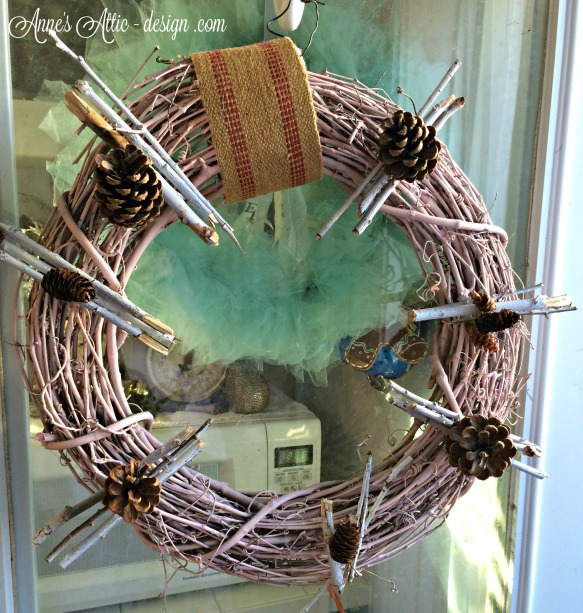 Tour Welcome wreath