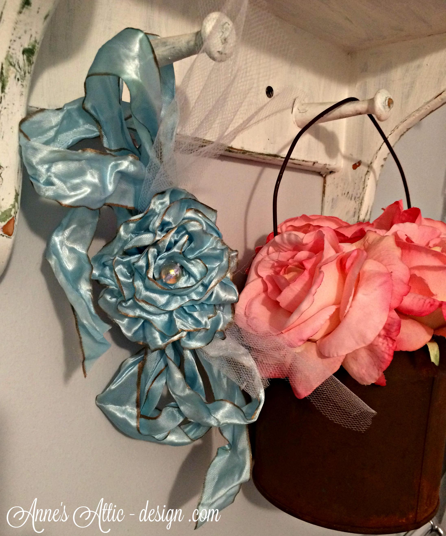bathroom flower