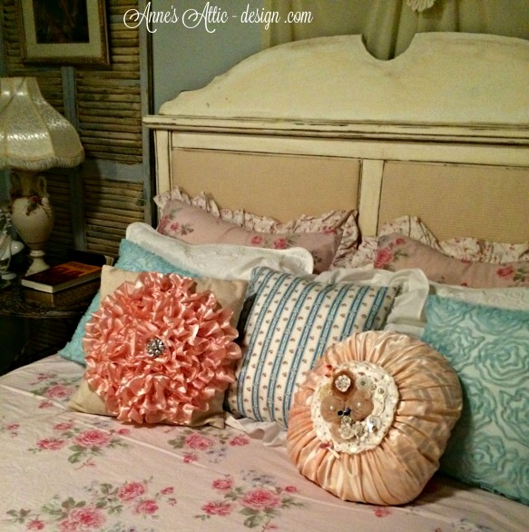 Pillow bedroom