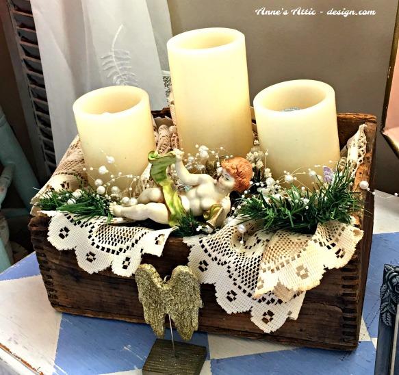 box candle