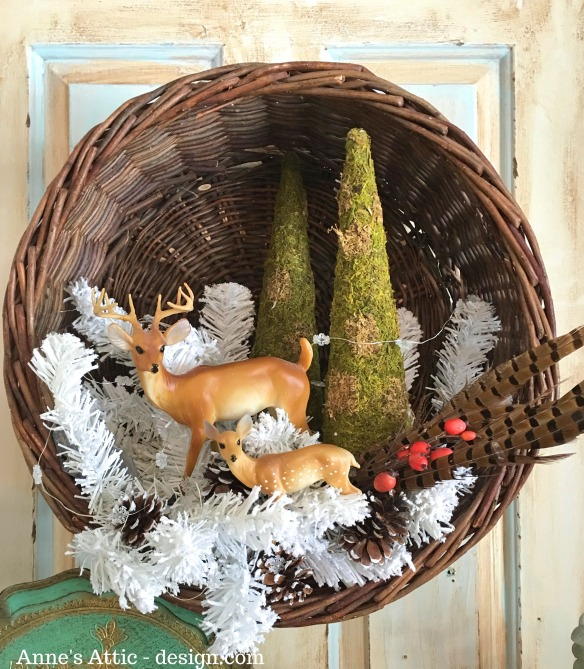 deer basket